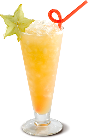 Cocktail Rhum Acapulco Golden