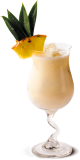 Cocktail Rhum Piña Colada