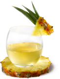 Cocktail Rhum Rhum à l'ananas